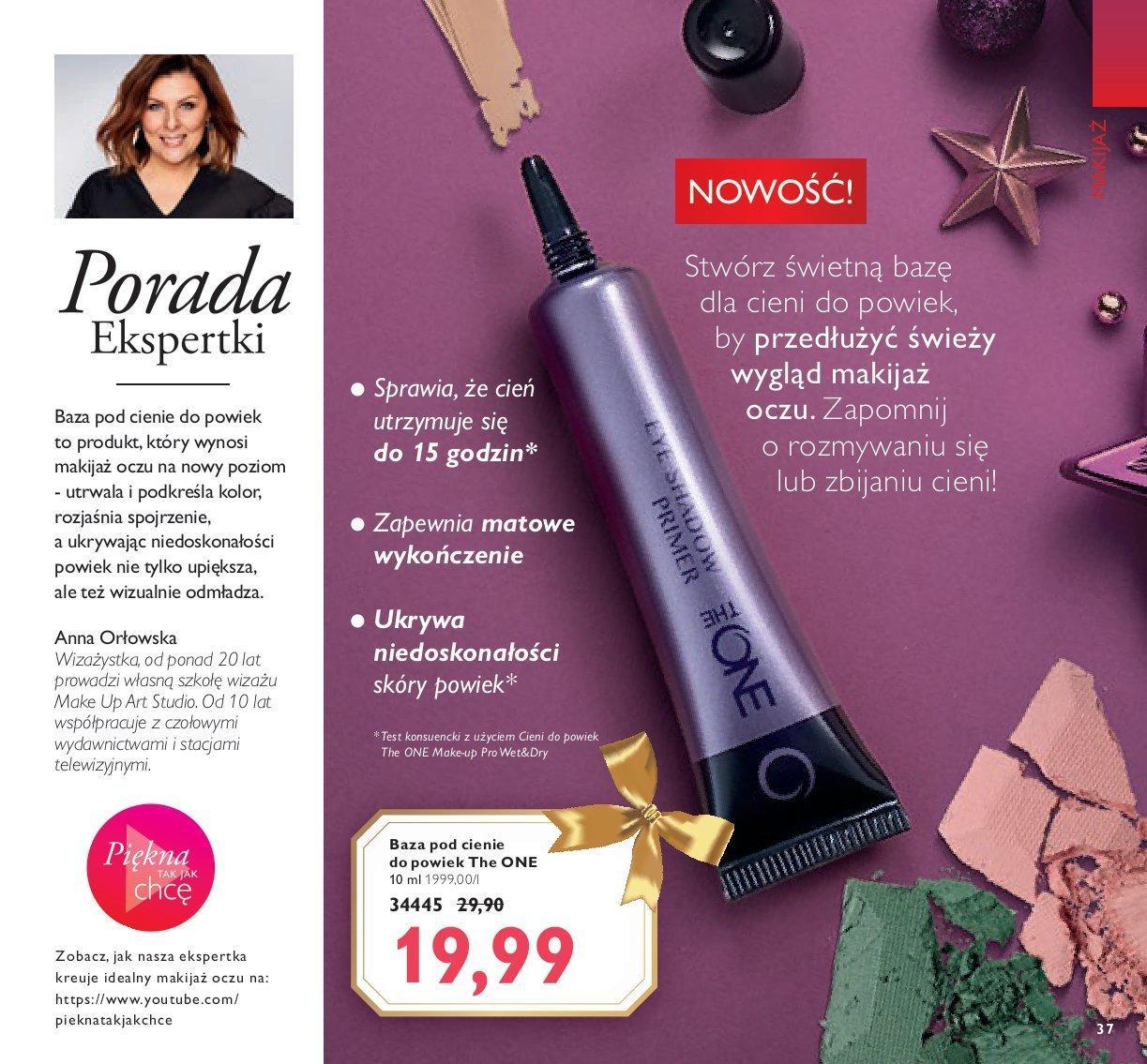 Gazetka promocyjna Oriflame do 26/11/2018 str.126
