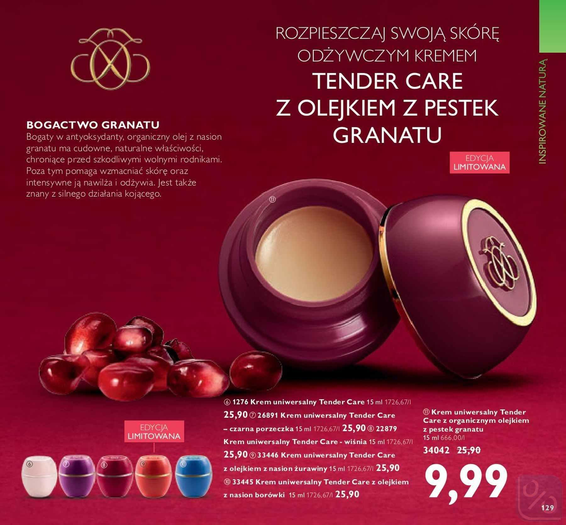Gazetka promocyjna Oriflame do 26/11/2018 str.2
