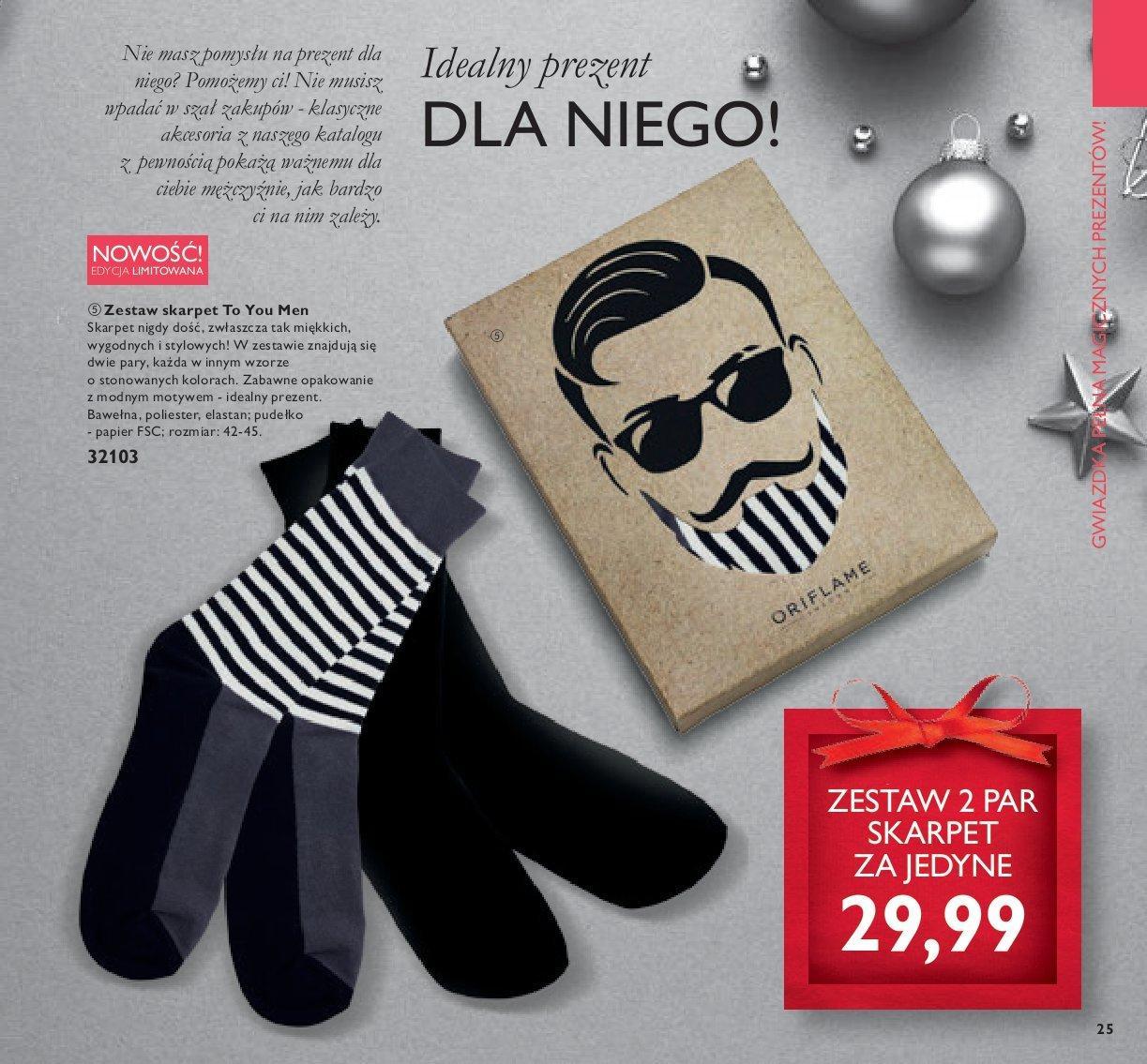 Gazetka promocyjna Oriflame do 26/11/2018 str.149