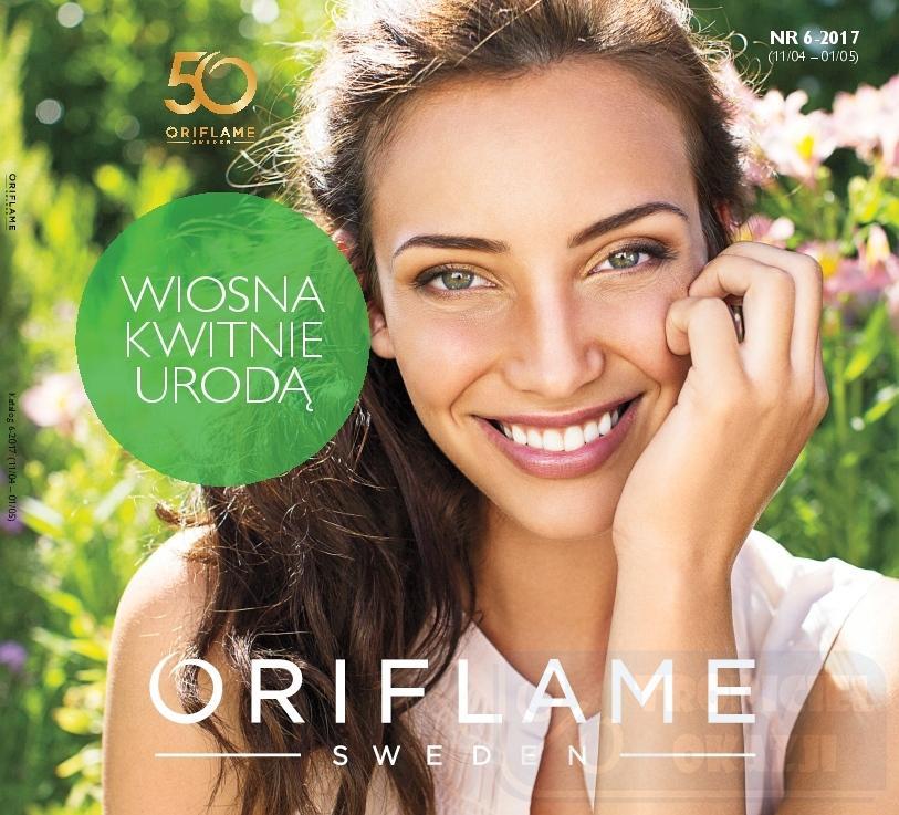 Gazetka promocyjna Oriflame do 01/05/2017 str.0