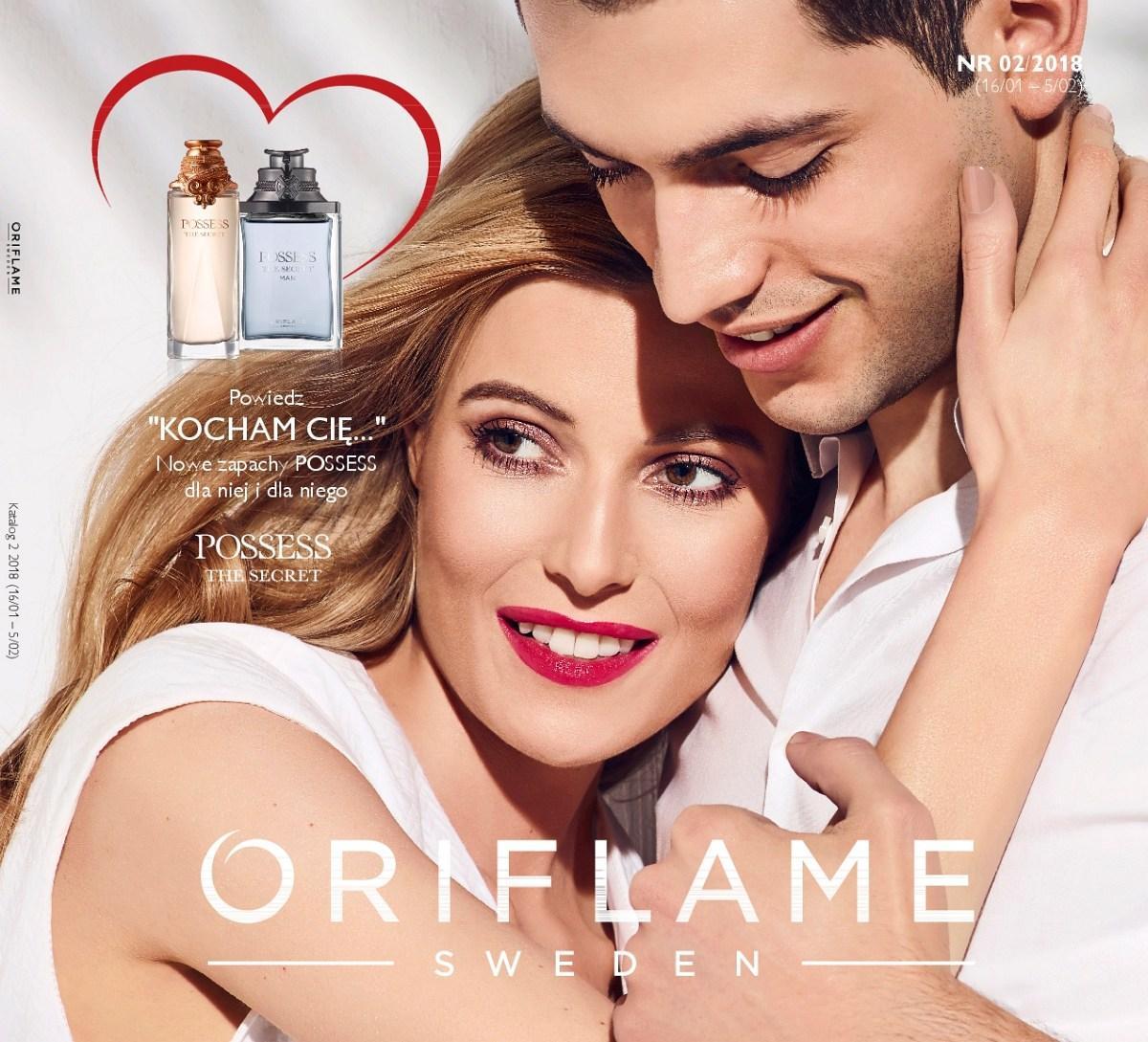 Gazetka promocyjna Oriflame do 05/02/2018 str.0
