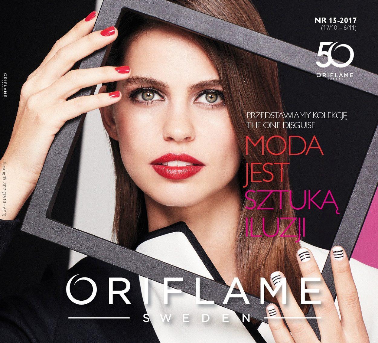 Gazetka promocyjna Oriflame do 06/11/2017 str.0