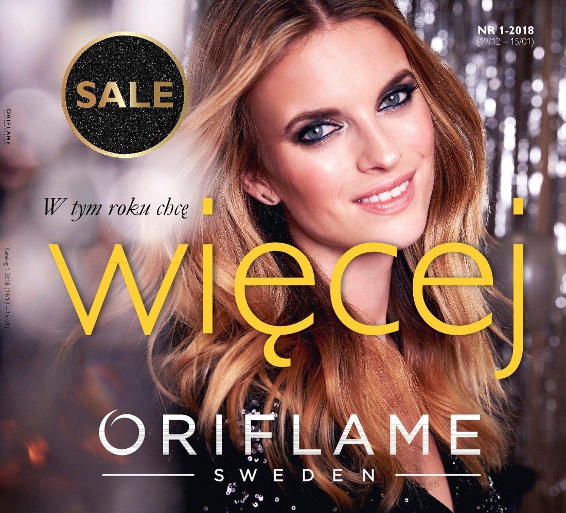 Gazetka promocyjna Oriflame do 15/01/2018 str.0