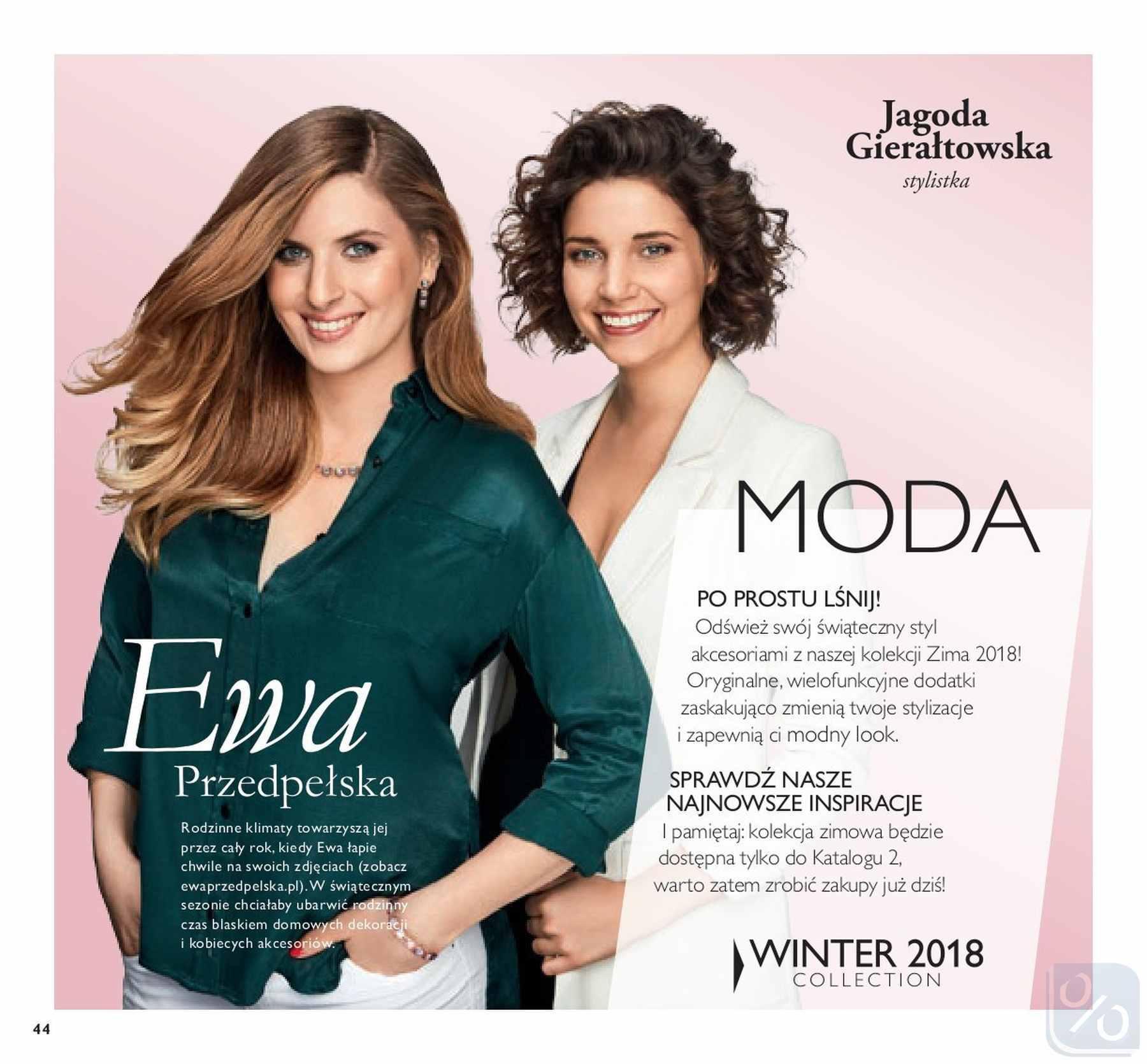 Gazetka promocyjna Oriflame do 17/12/2018 str.127