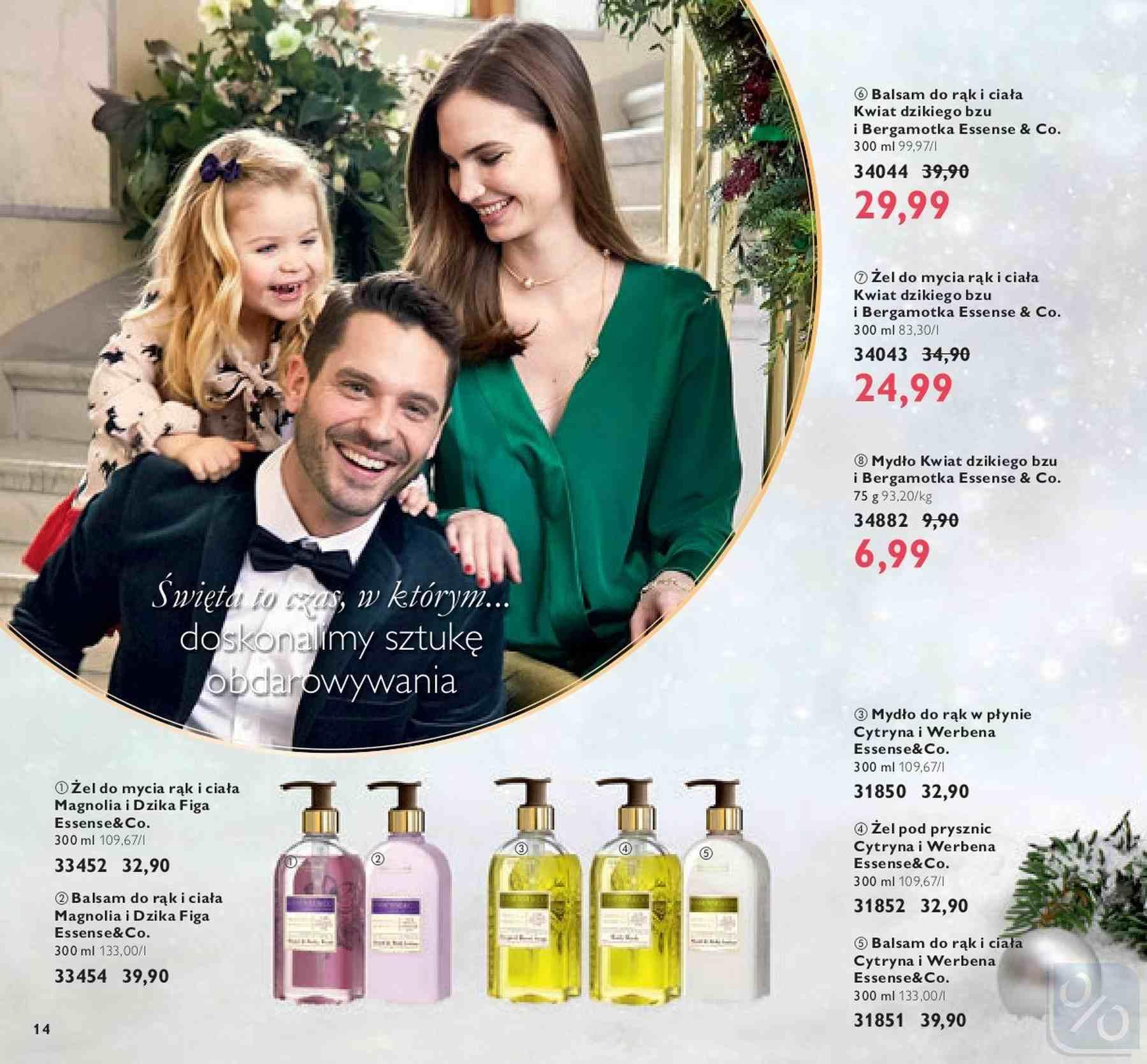 Gazetka promocyjna Oriflame do 17/12/2018 str.105