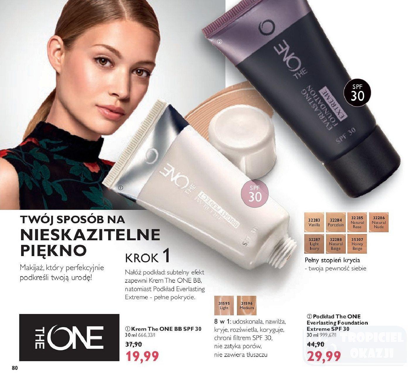 Gazetka promocyjna Oriflame do 05/11/2018 str.79