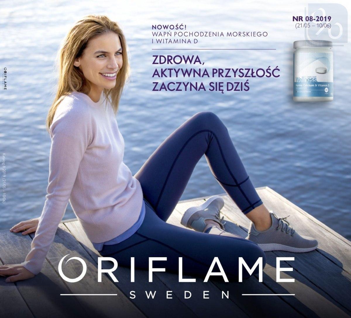 Gazetka promocyjna Oriflame do 10/06/2019 str.0