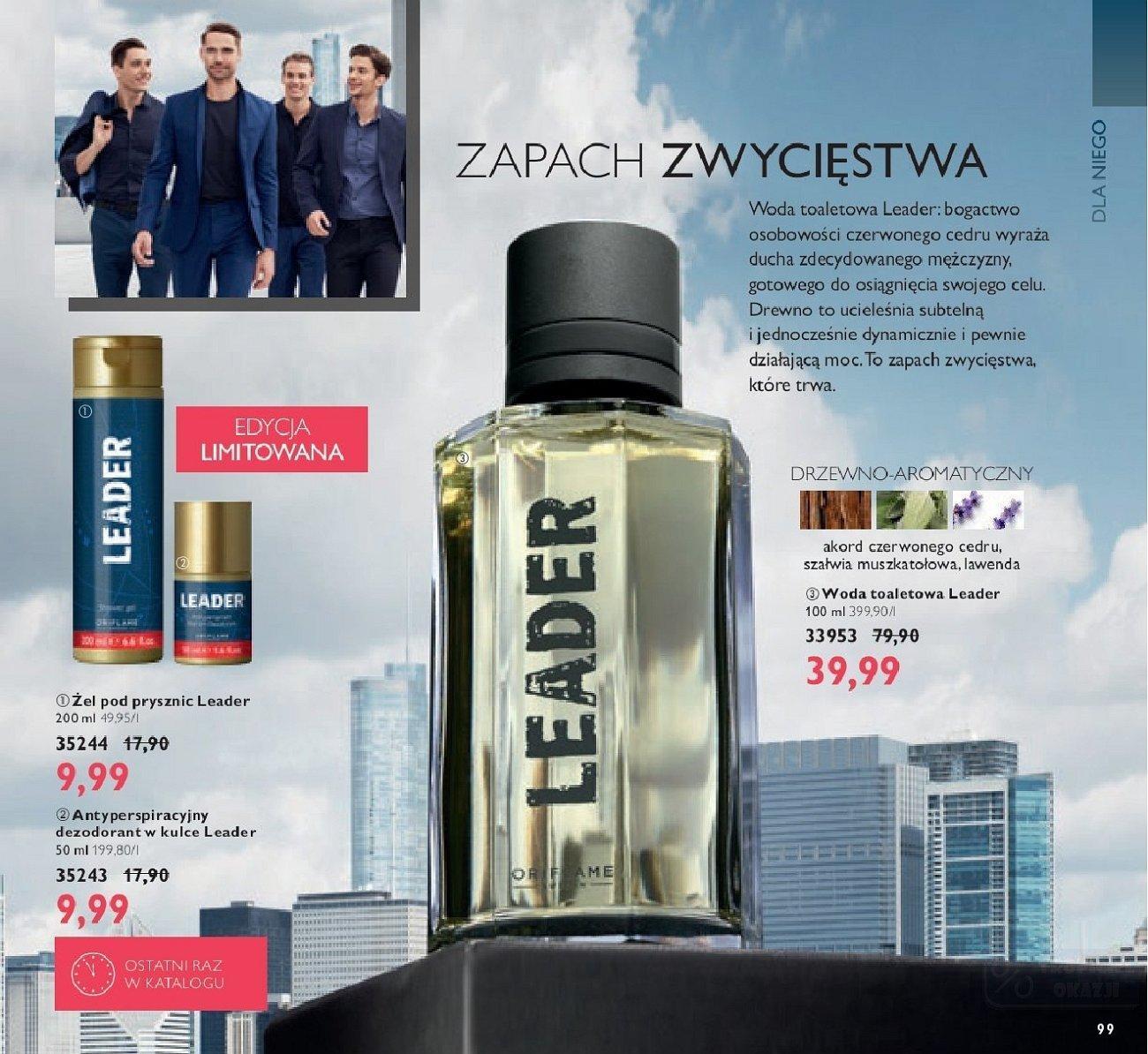 Gazetka promocyjna Oriflame do 24/09/2018 str.98