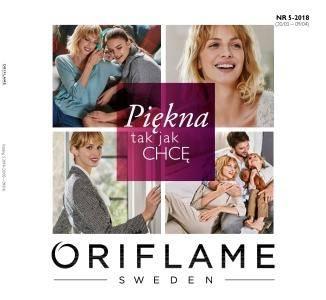Oriflame katalog 5/2018