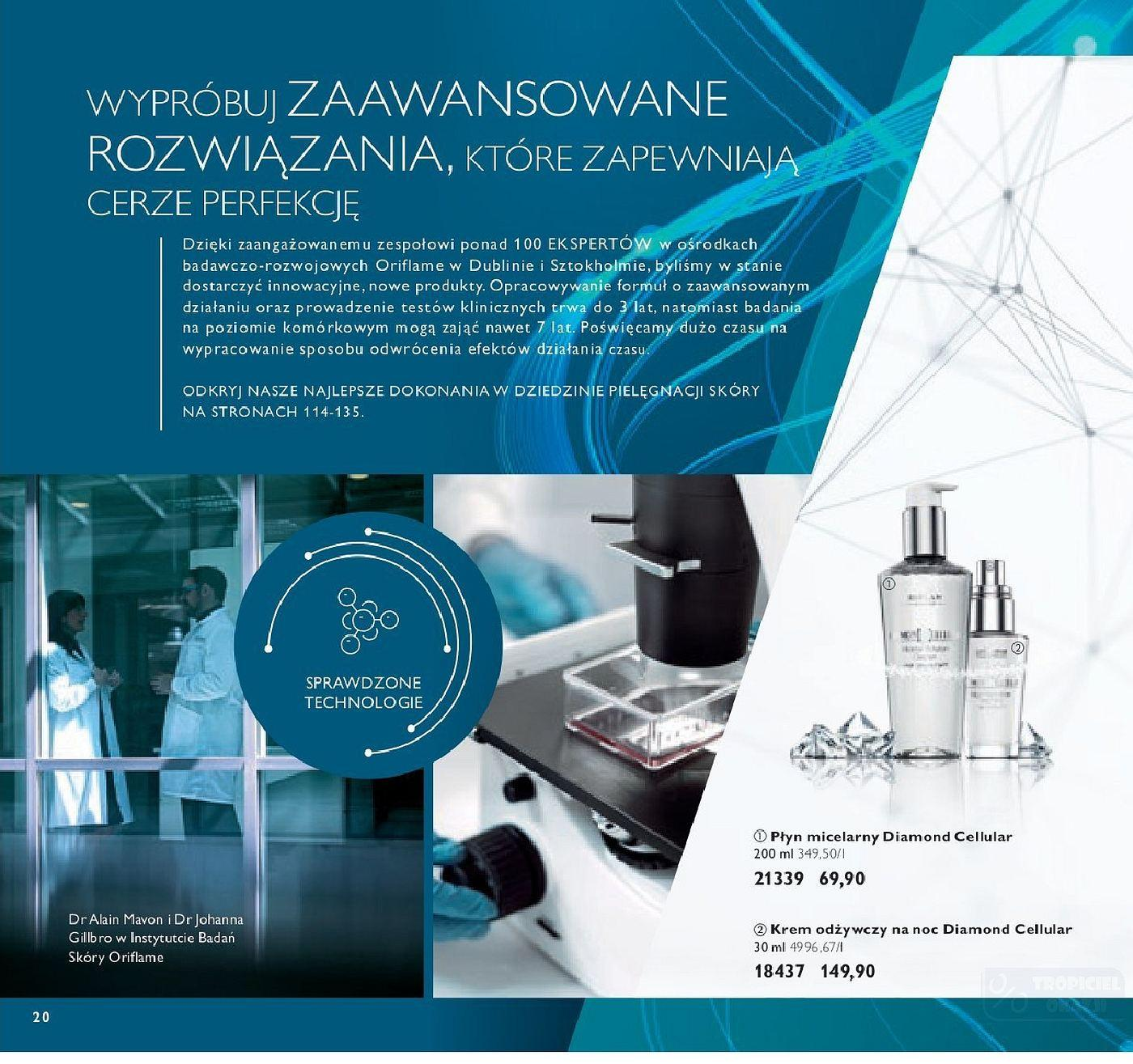 Gazetka promocyjna Oriflame do 15/10/2018 str.19