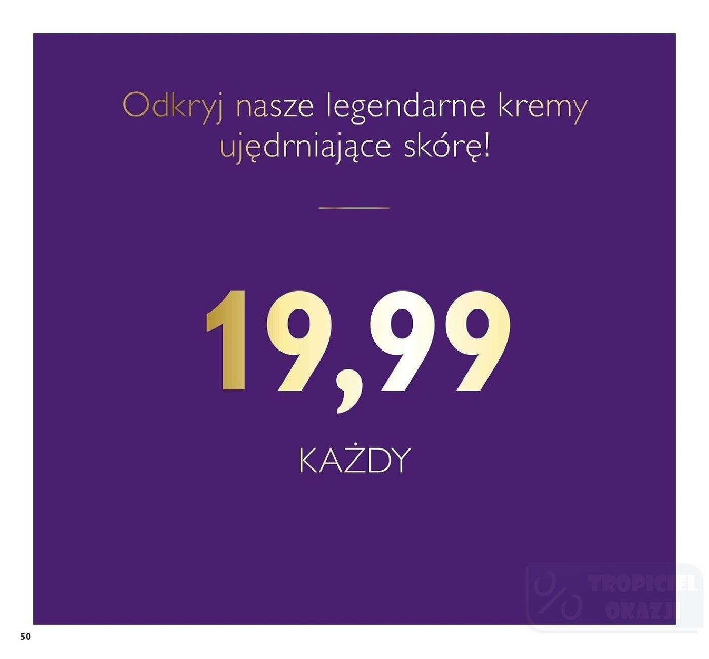 Gazetka promocyjna Oriflame do 05/11/2018 str.49