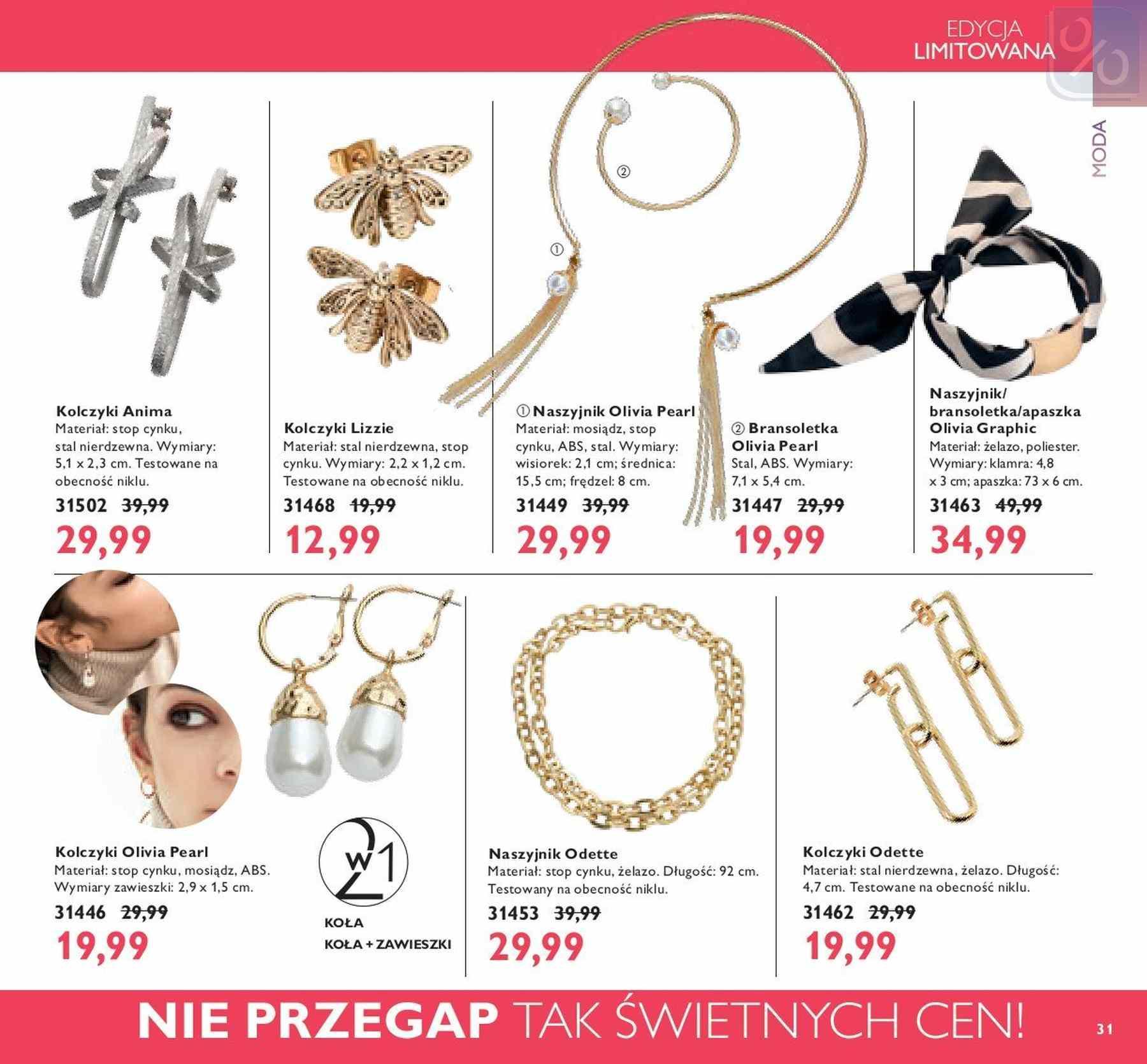 Gazetka promocyjna Oriflame do 04/02/2019 str.30