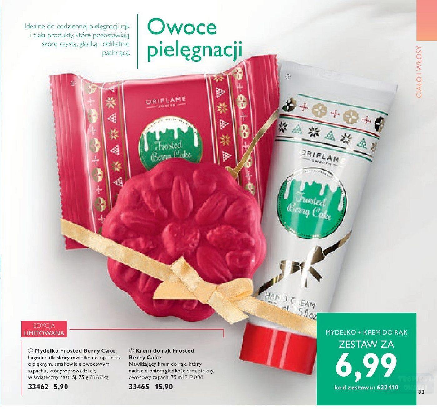 Gazetka promocyjna Oriflame do 15/10/2018 str.82