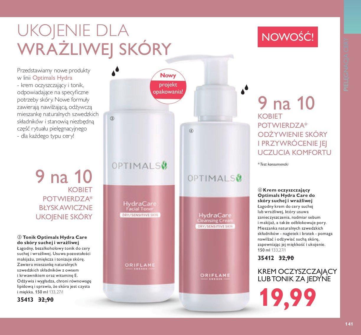 Gazetka promocyjna Oriflame do 08/04/2019 str.139