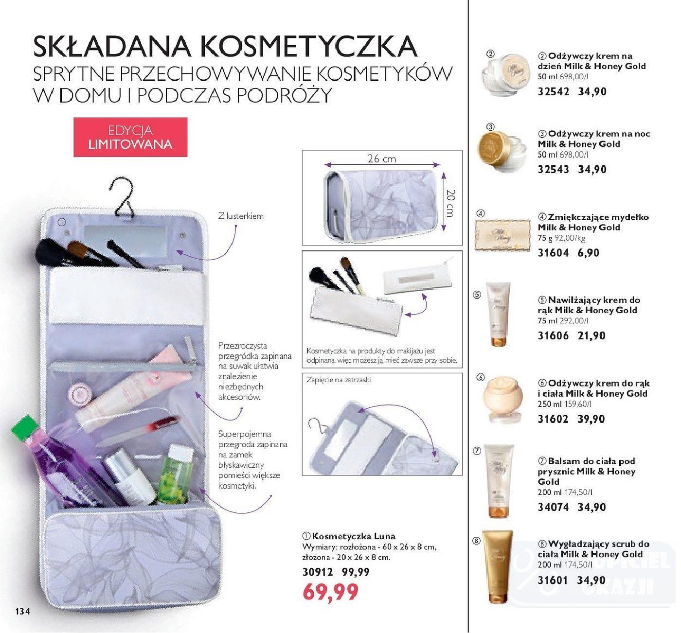 Gazetka promocyjna Oriflame do 05/11/2018 str.133