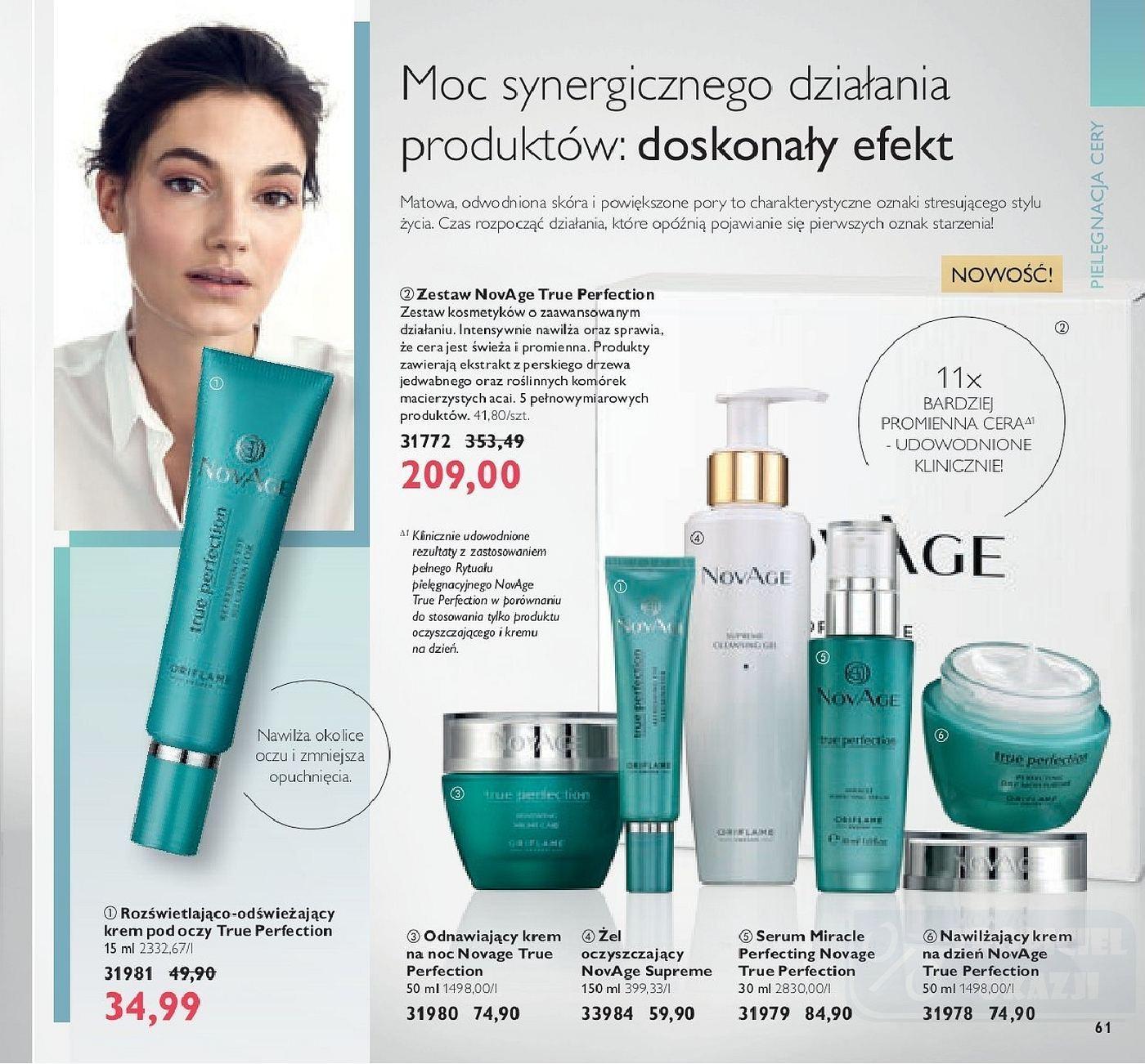 Gazetka promocyjna Oriflame do 05/11/2018 str.60
