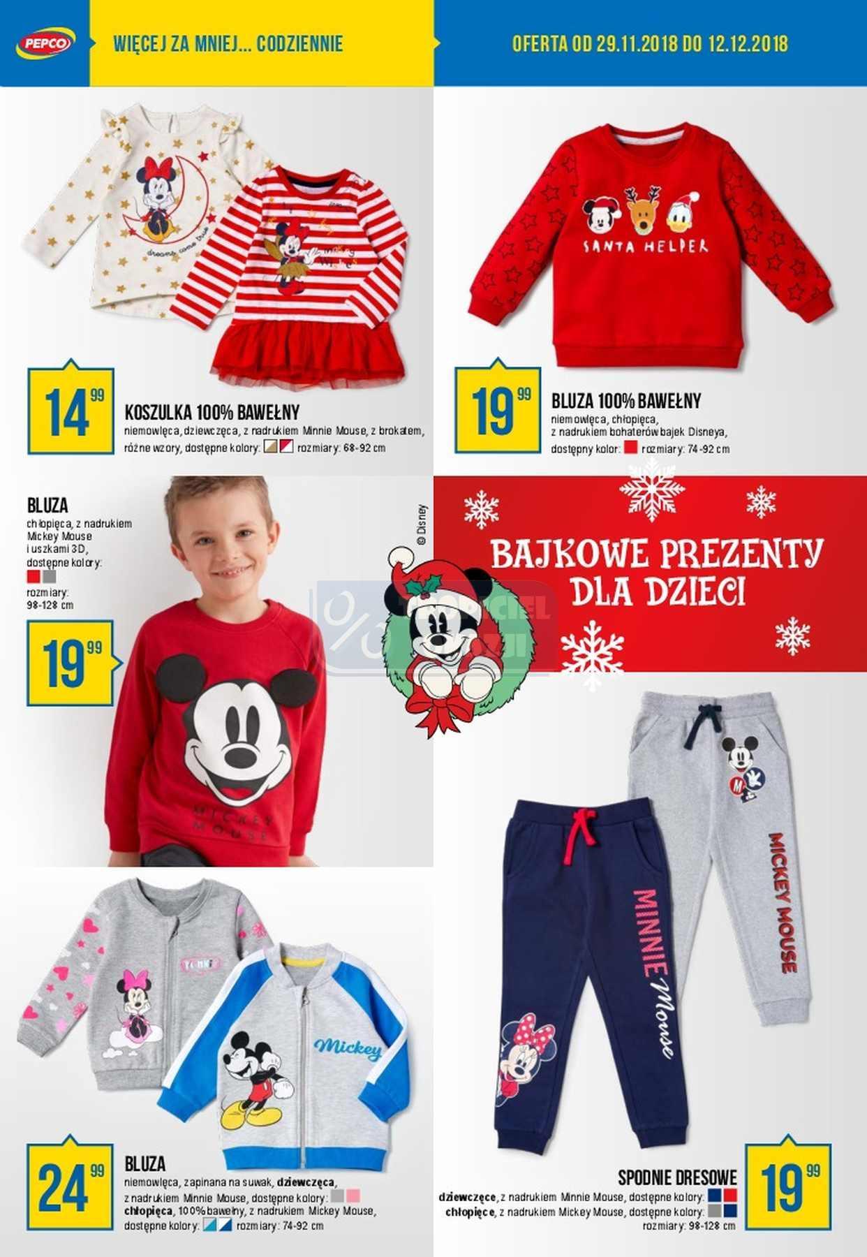 Gazetka promocyjna Pepco do 12/12/2018 str.3