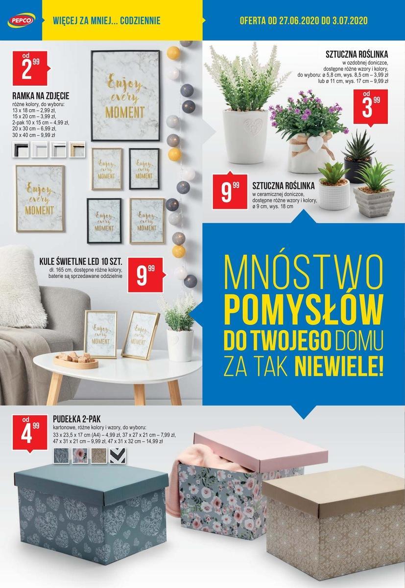 Gazetka promocyjna Pepco do 03/07/2020 str.6
