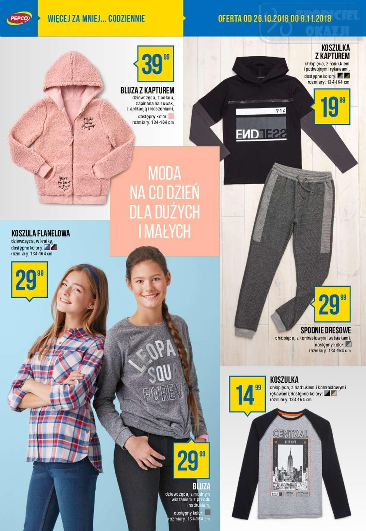 Gazetka promocyjna Pepco do 08/11/2018 str.6