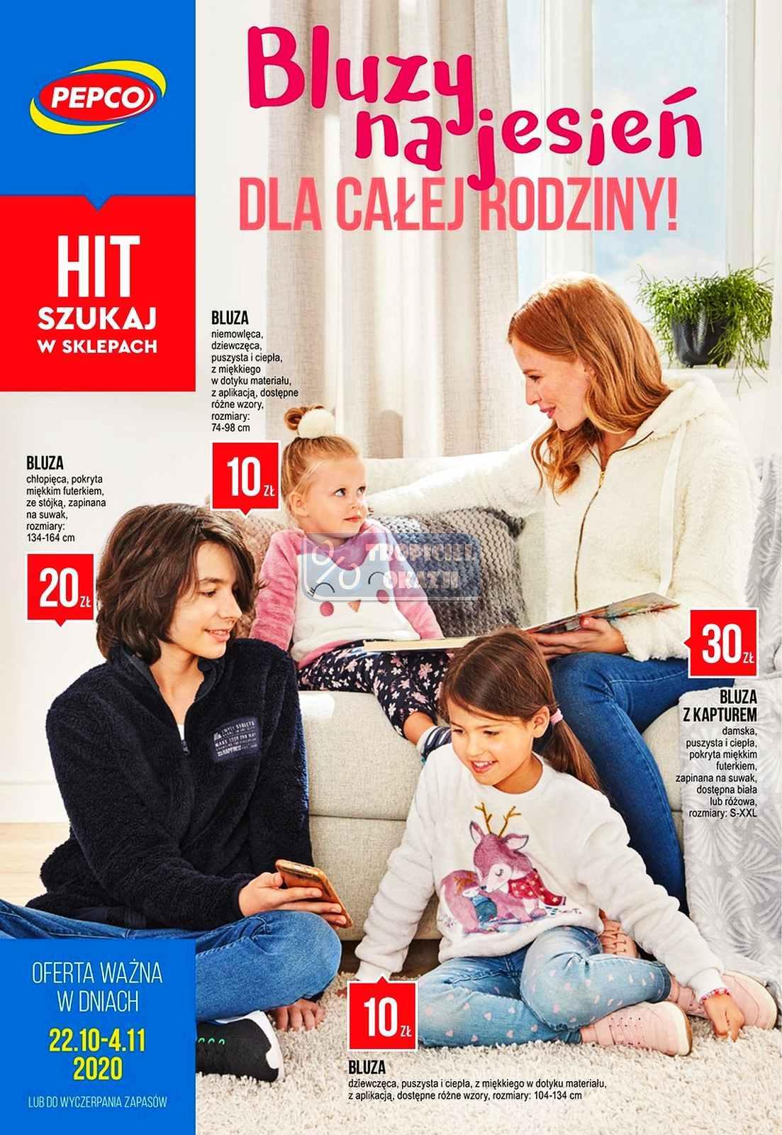 Gazetka promocyjna Pepco do 04/11/2020 str.1