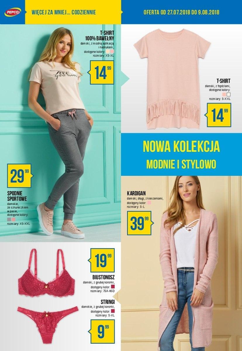 Gazetka promocyjna Pepco do 09/08/2018 str.3