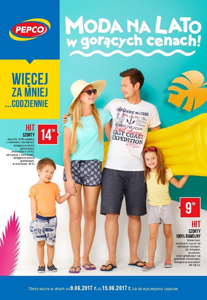 Gazetka promocyjna Pepco do 15/06/2017 str.0