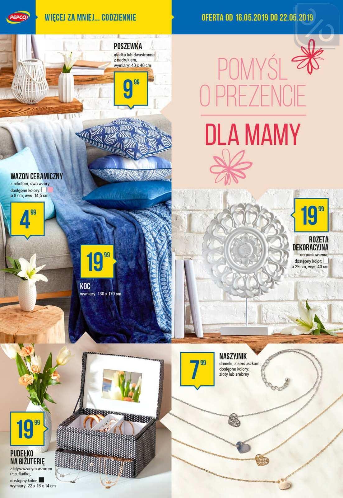 Gazetka promocyjna Pepco do 22/05/2019 str.2