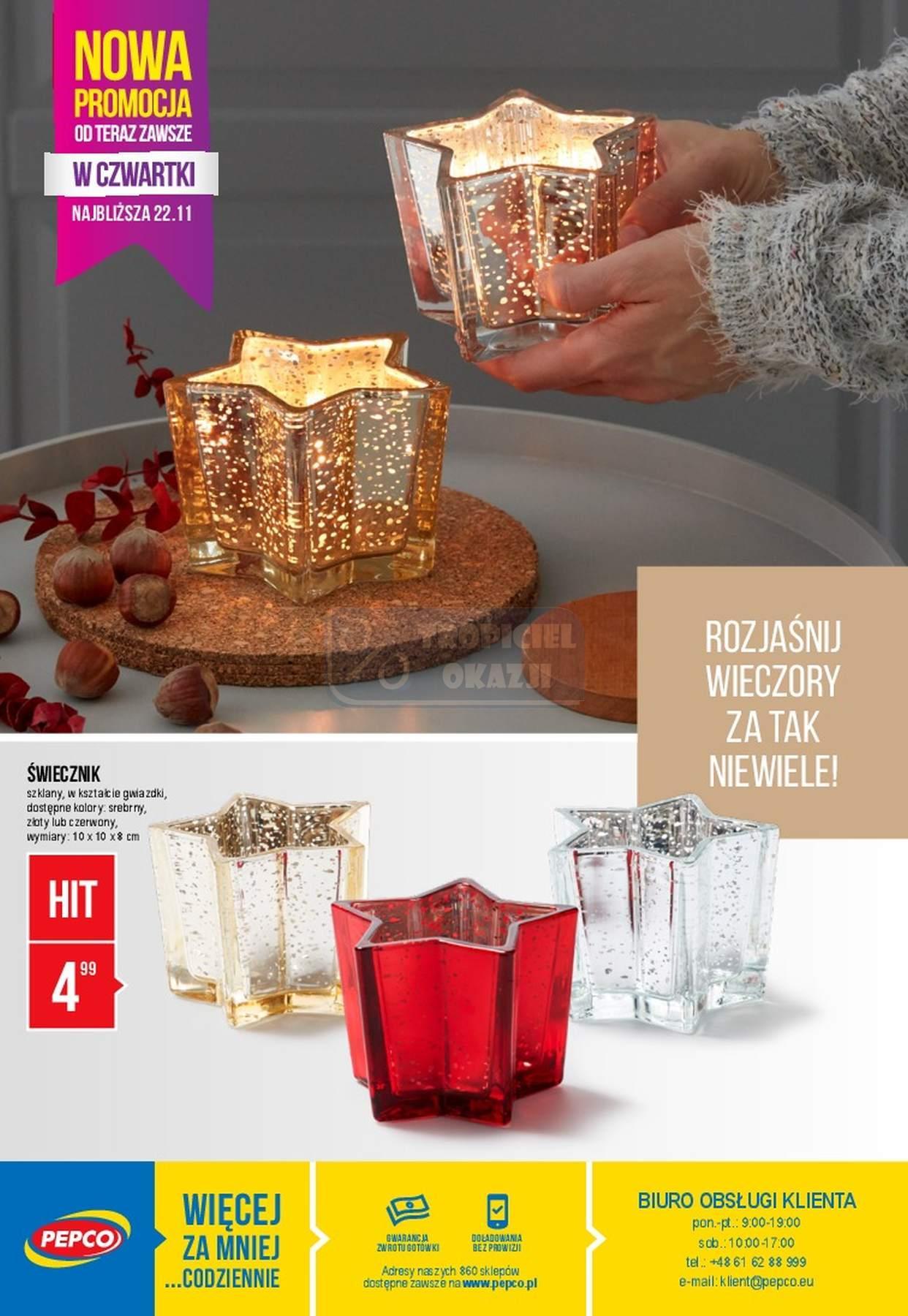 Gazetka promocyjna Pepco do 21/11/2018 str.8
