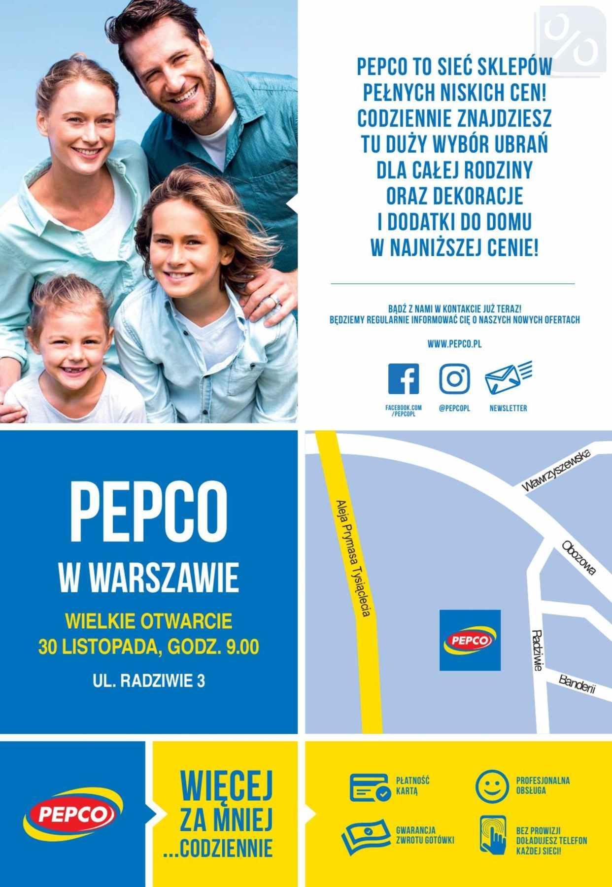 Gazetka promocyjna Pepco do 06/12/2018 str.8