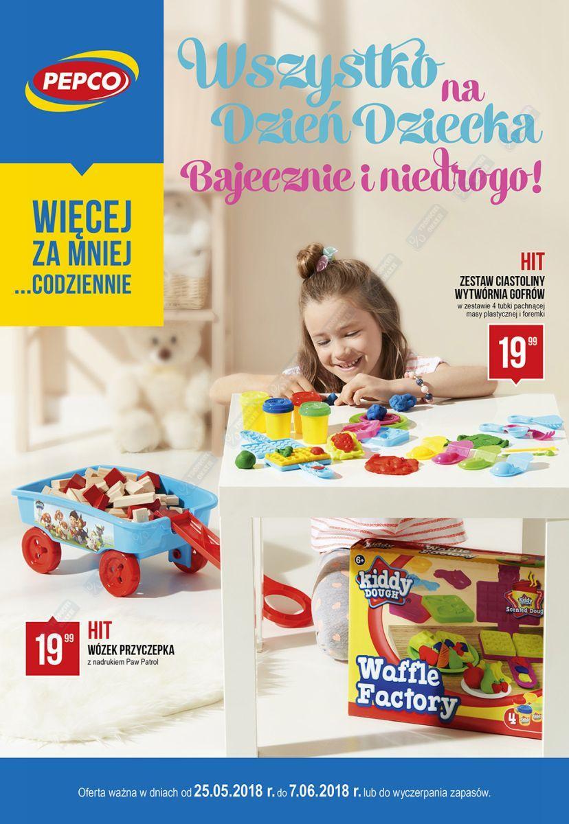Gazetka promocyjna Pepco do 07/06/2018 str.0