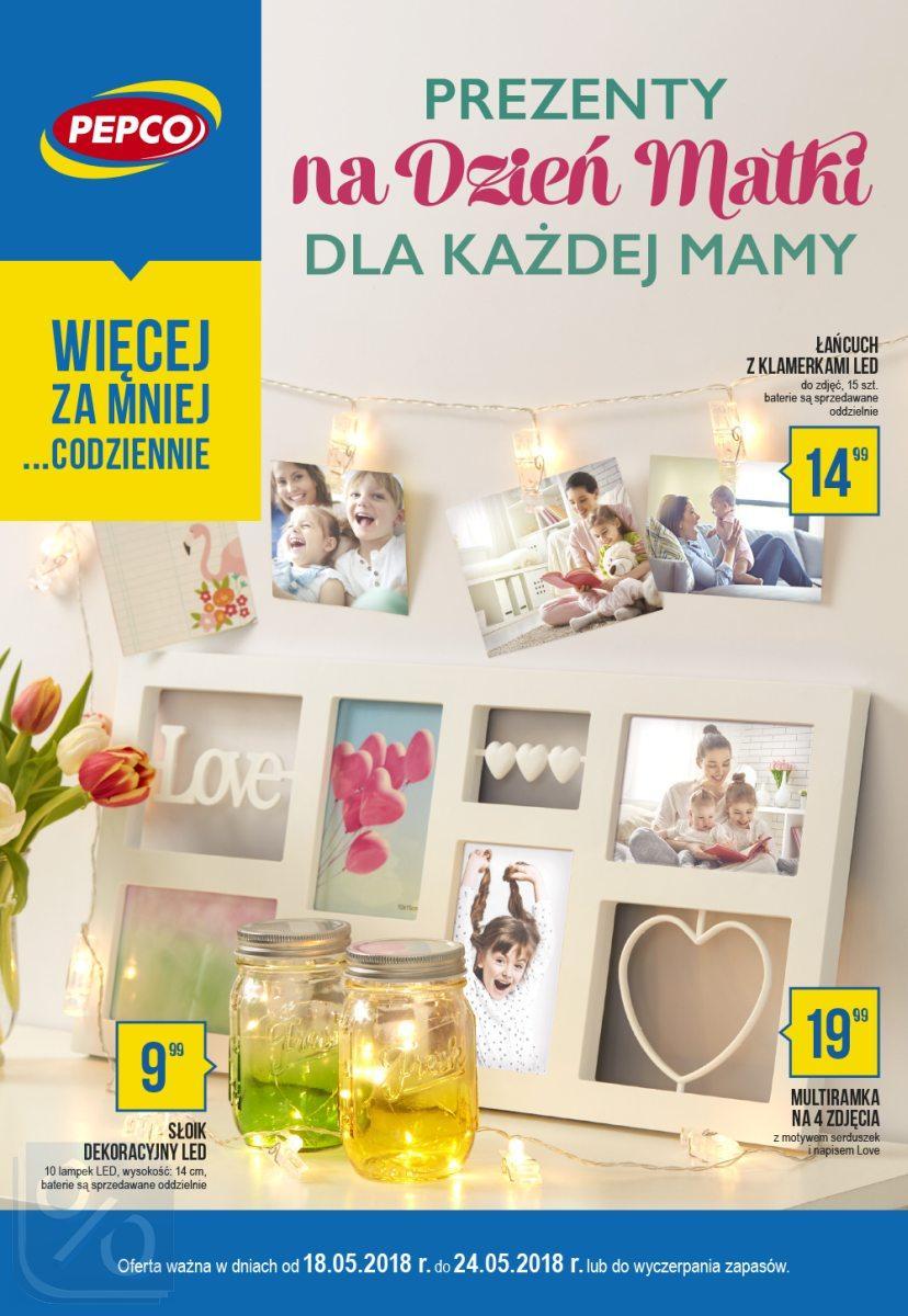 Gazetka promocyjna Pepco do 24/05/2018 str.0
