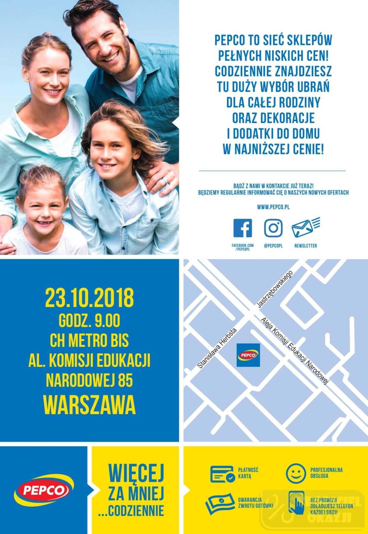 Gazetka promocyjna Pepco do 29/10/2018 str.7