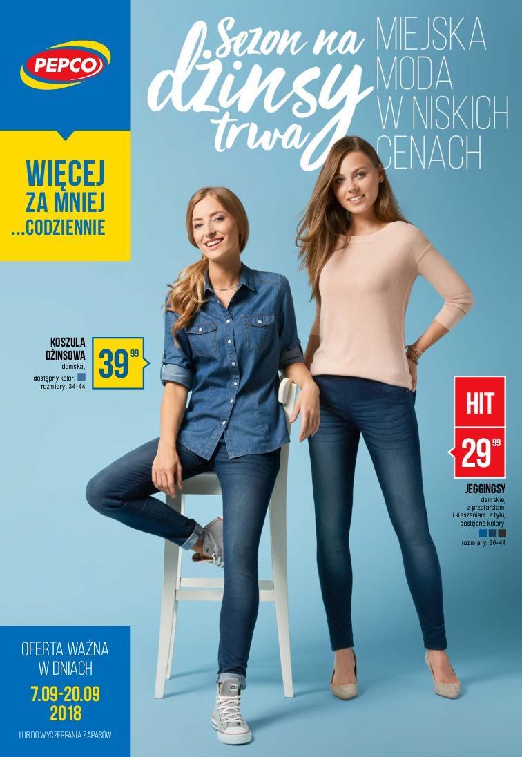 Gazetka promocyjna Pepco do 20/09/2018 str.0