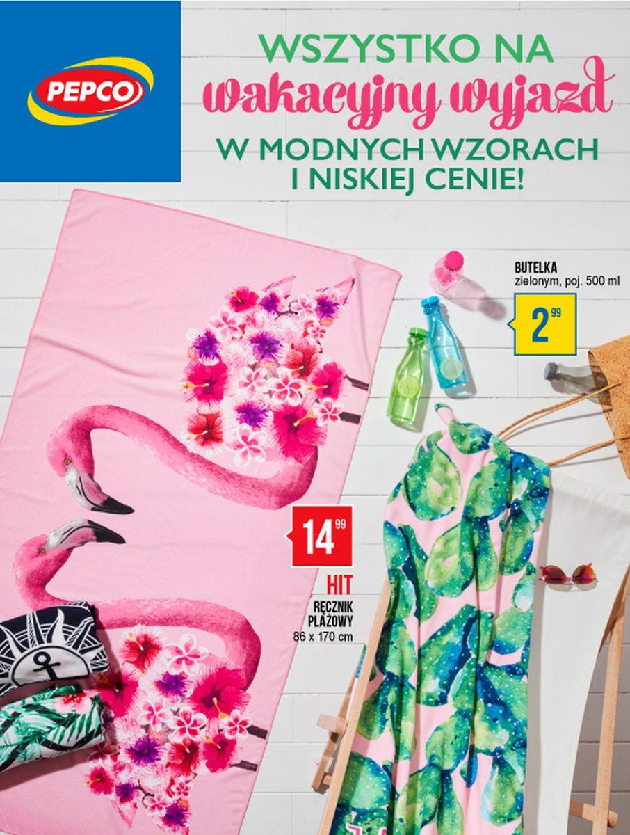 Gazetka promocyjna Pepco do 05/07/2018 str.0