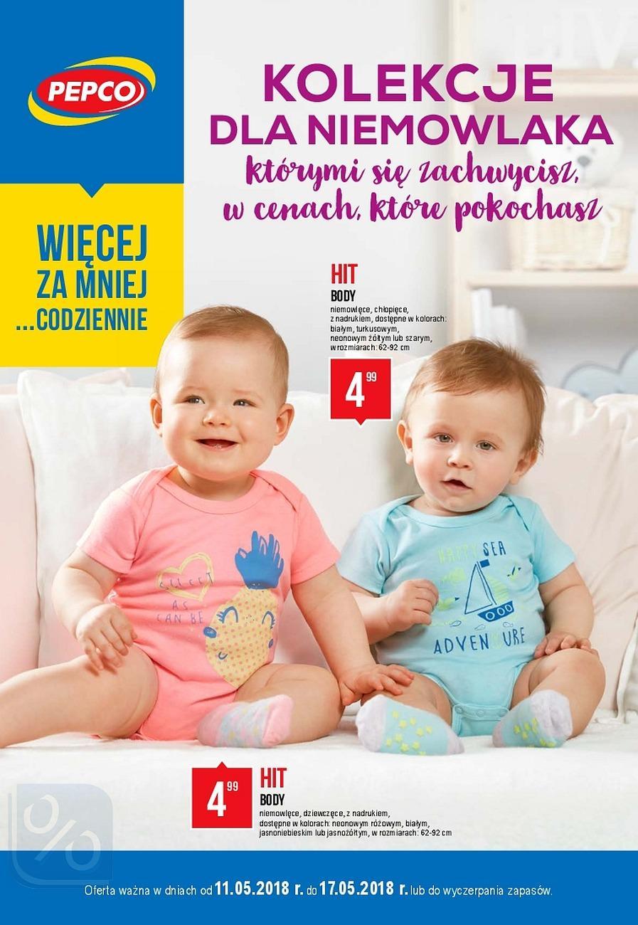 Gazetka promocyjna Pepco do 17/05/2018 str.0