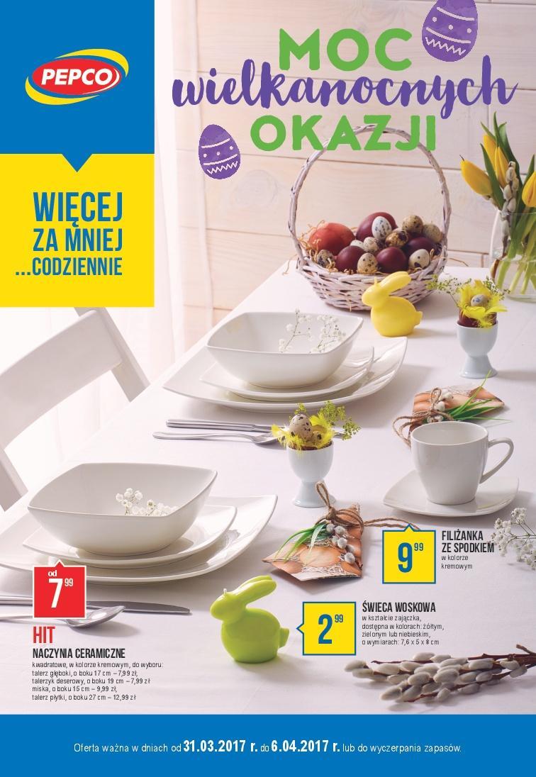 Gazetka promocyjna Pepco do 06/04/2017 str.0
