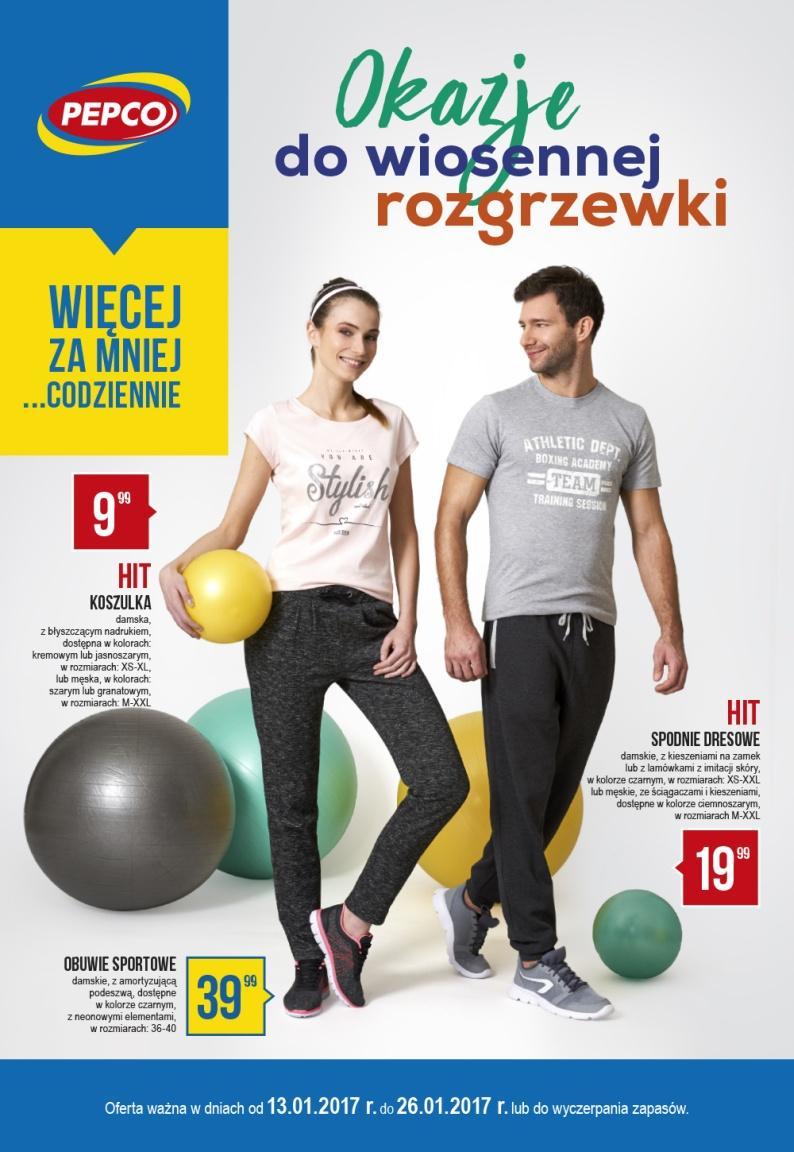 Gazetka promocyjna Pepco do 26/01/2017 str.0