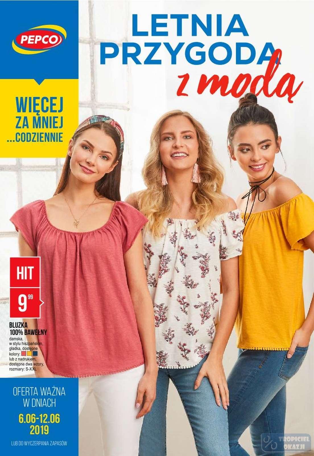 Gazetka promocyjna Pepco do 12/06/2019 str.0
