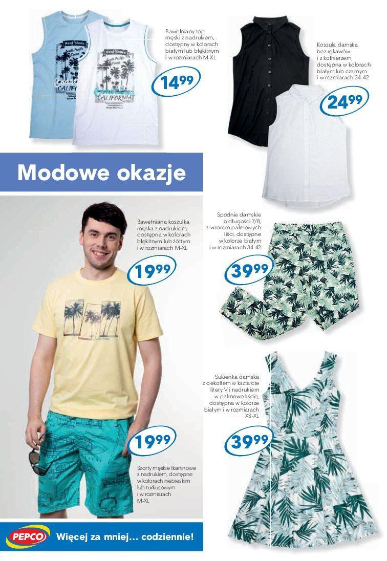 Gazetka promocyjna Pepco do 19/05/2016 str.1