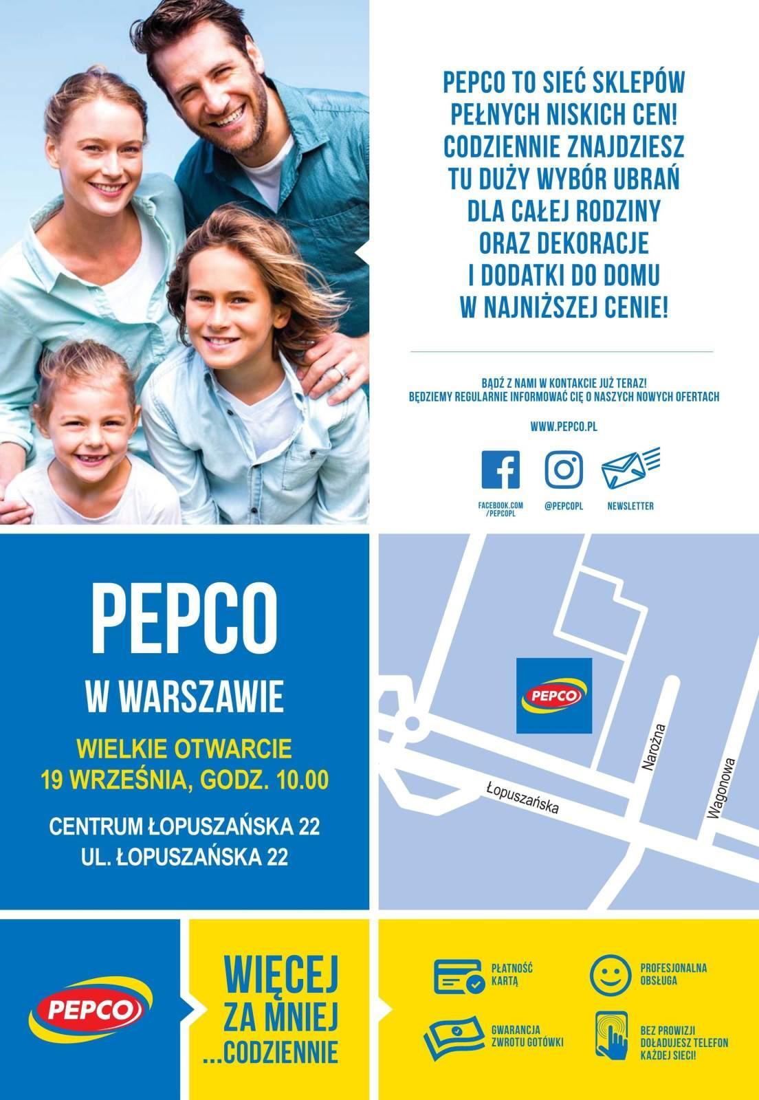 Gazetka promocyjna Pepco do 25/09/2019 str.8
