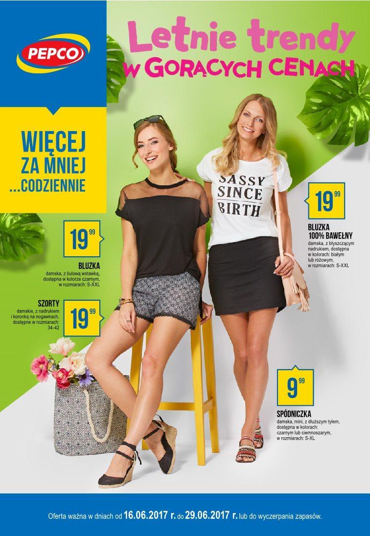 Gazetka promocyjna Pepco do 29/06/2017 str.0