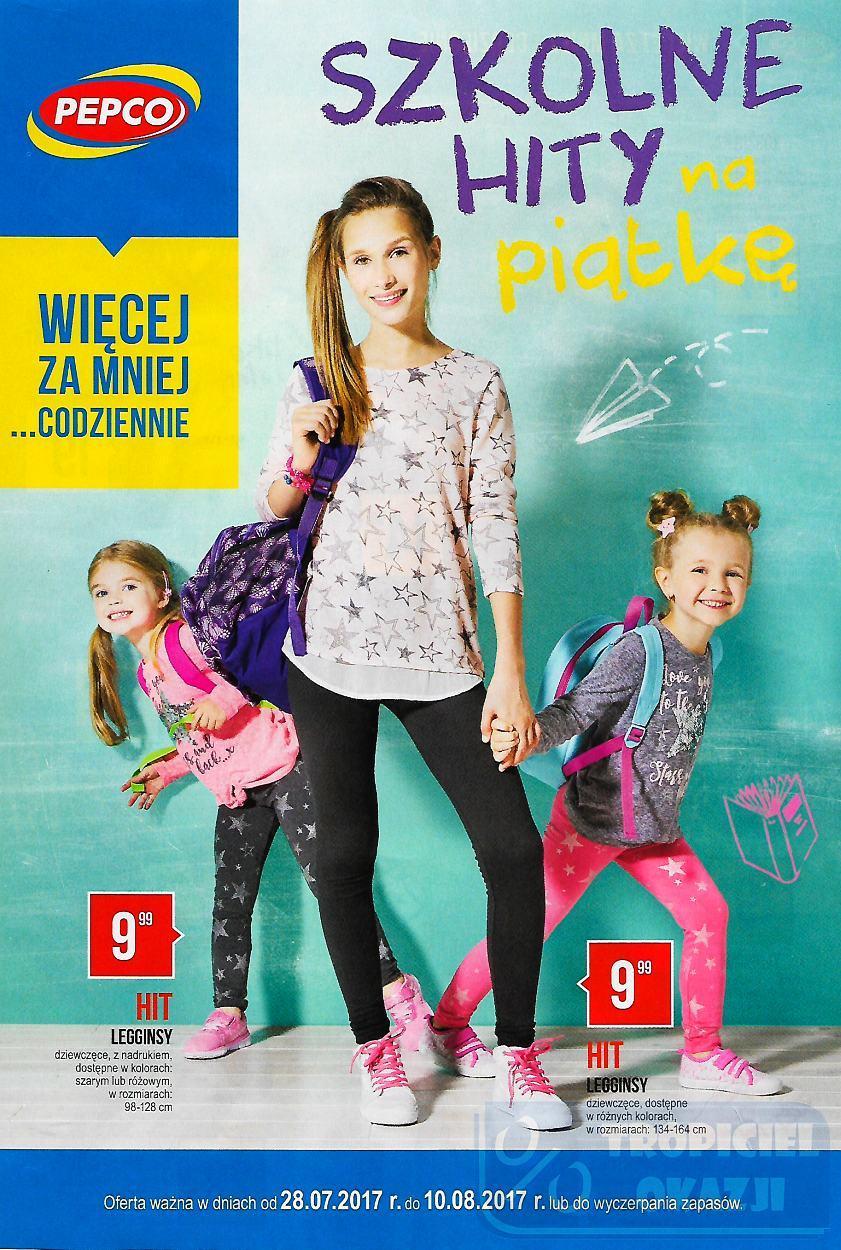 Gazetka promocyjna Pepco do 10/08/2017 str.0