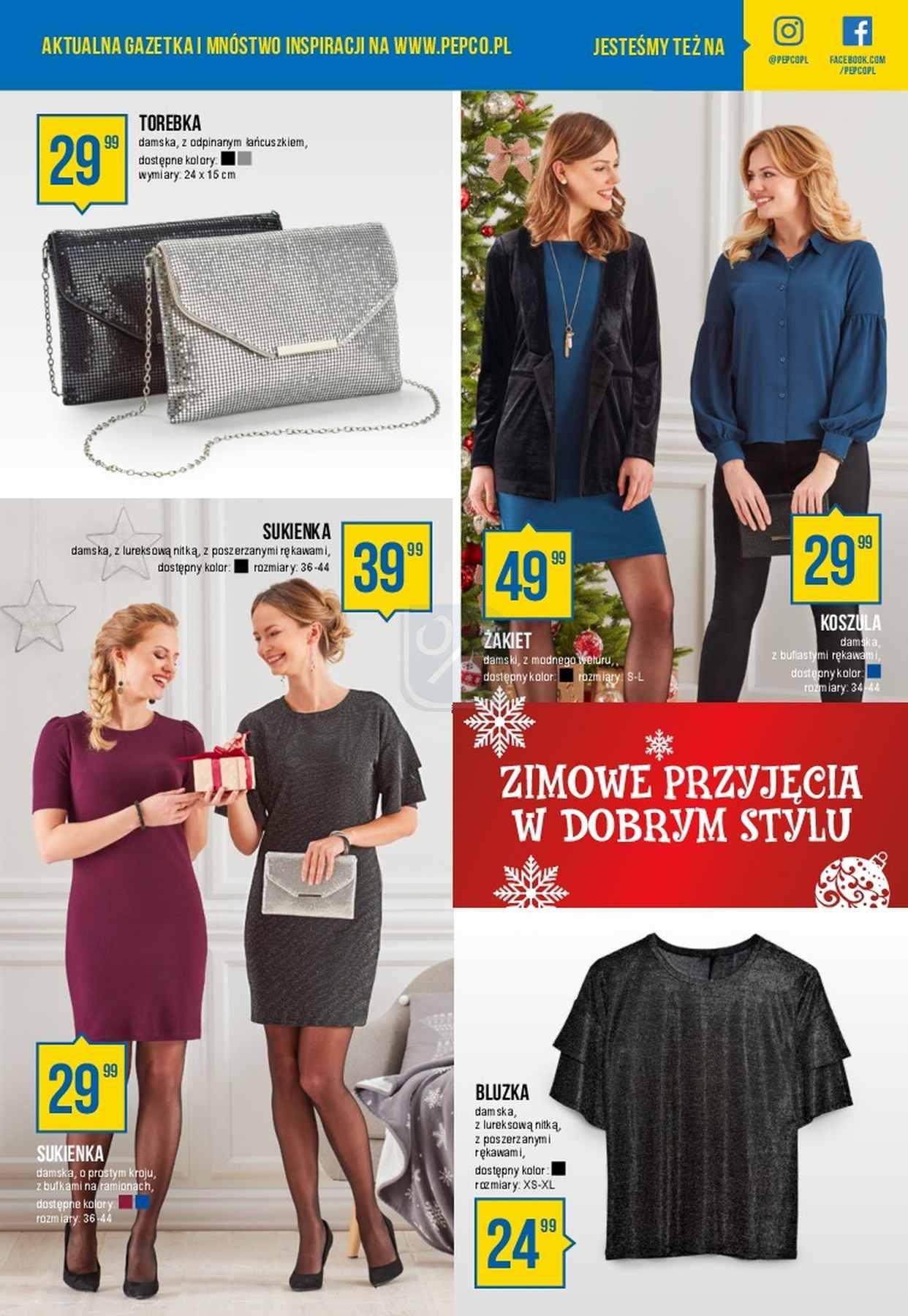 Gazetka promocyjna Pepco do 28/11/2018 str.11