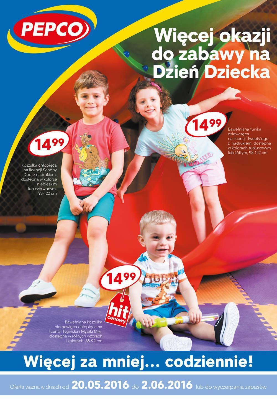 Gazetka promocyjna Pepco do 02/06/2016 str.0