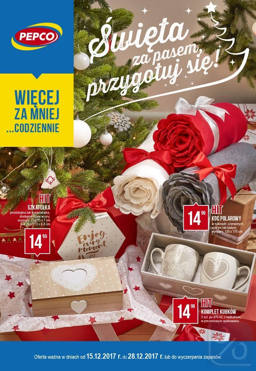 Gazetka promocyjna Pepco do 28/12/2017 str.0
