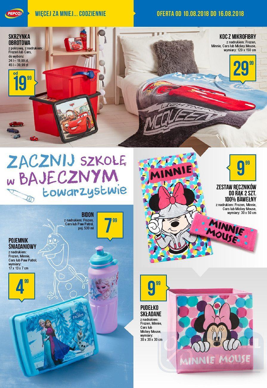 Gazetka promocyjna Pepco do 16/08/2018 str.6