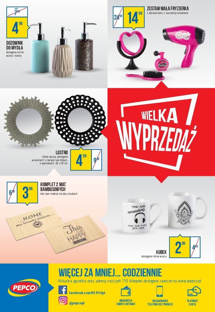 Gazetka promocyjna Pepco do 12/01/2017 str.5