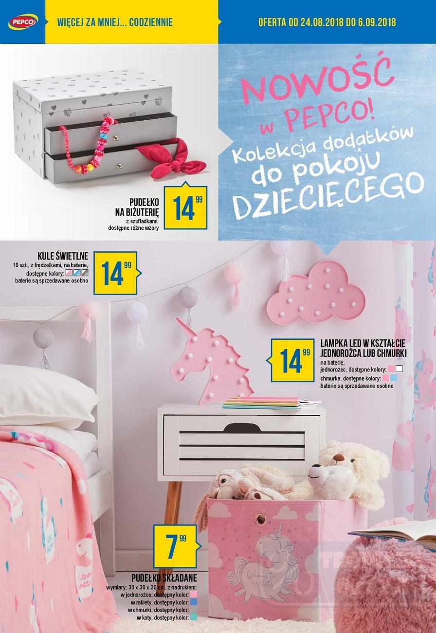 Gazetka promocyjna Pepco do 06/09/2018 str.5