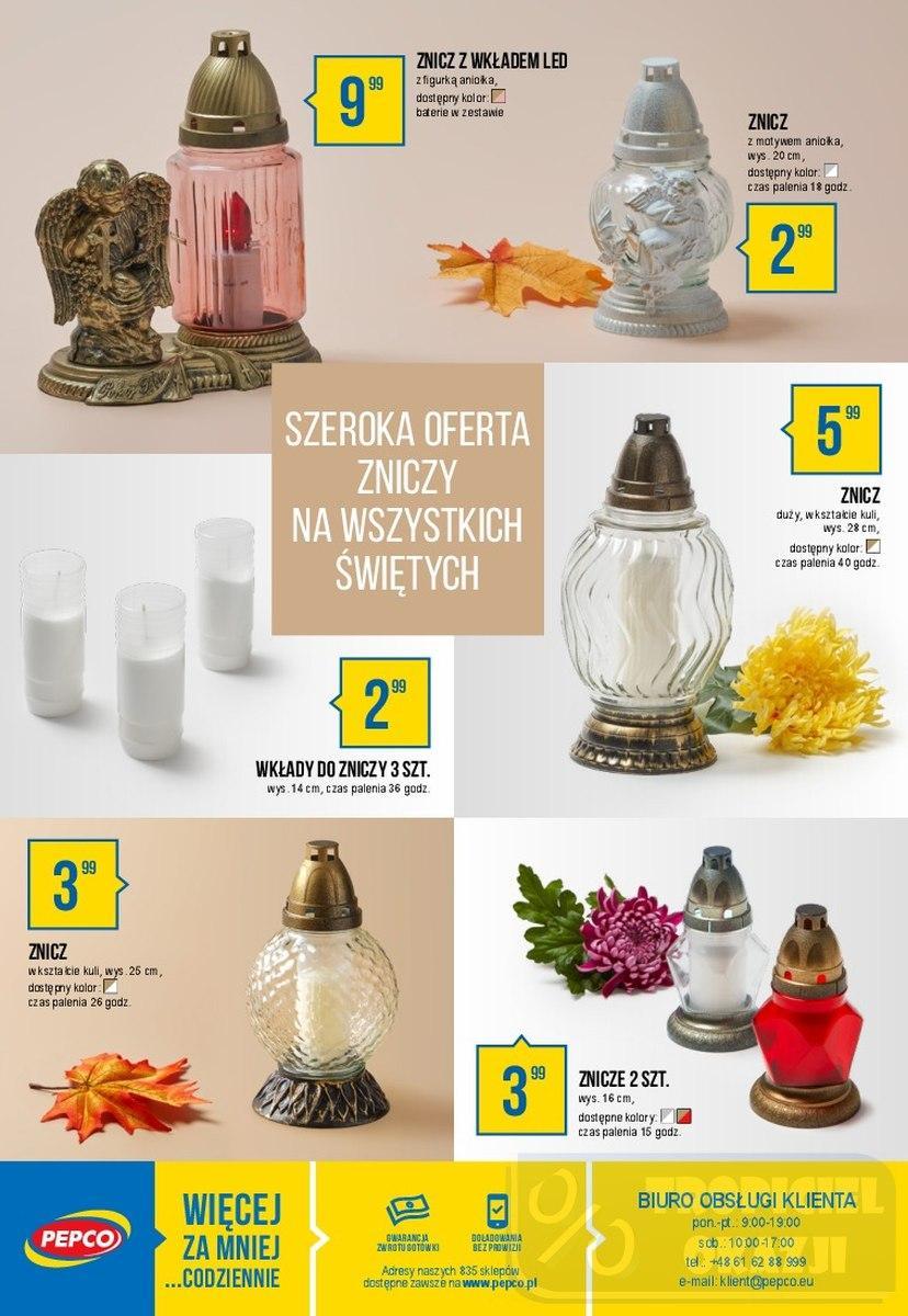 Gazetka promocyjna Pepco do 25/10/2018 str.7