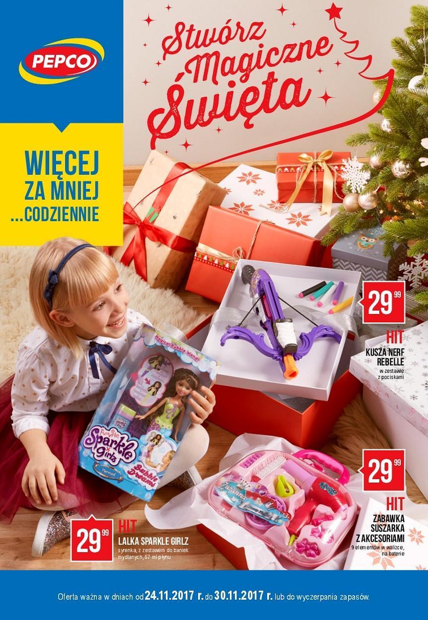 Gazetka promocyjna Pepco do 30/11/2017 str.0